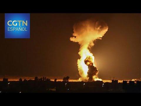 Israel Confirma Un Ataque Sobre Gaza Tras Haber Interceptado Dos Misiles Palestinos