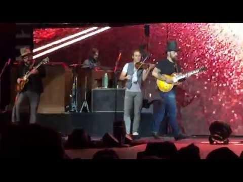 Zac Brown Band - I Play the Road - Camden, NJ - 2016-05-20