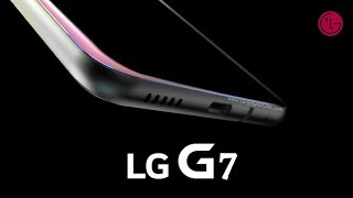 LG G7 - FIRST LOOK!!!