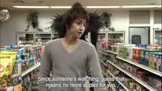Video Funny Scene From Death Note movie download MP3, 3GP, MP4, WEBM, AVI, FLV Desember 2017