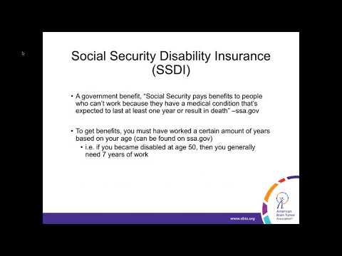 WEBINAR: Unemployment and Disability