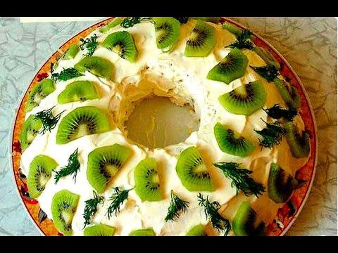 Рецепти нових салатов фото