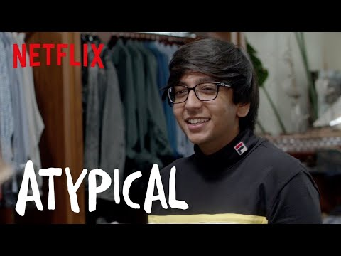 Atypical | Clip: Shopping Trip | Netflix