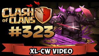 CLASH OF CLANS #323 ★ XL-CW VIDEO ★ Let's Play COC ★ | German Deutsch HD |
