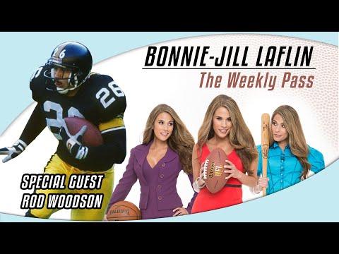 Kobe Wins an Oscar? & Special Guest Rod Woodson  BonnieJill Laflin's The Weekly Pass
