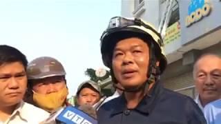 13 người thiệt mạng, 8 người bị thương trong vụ cháy chung cư CARINA | VTV24