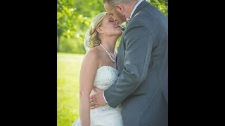 Outdoor Farm Wedding in historic Harrodsburg Ky
