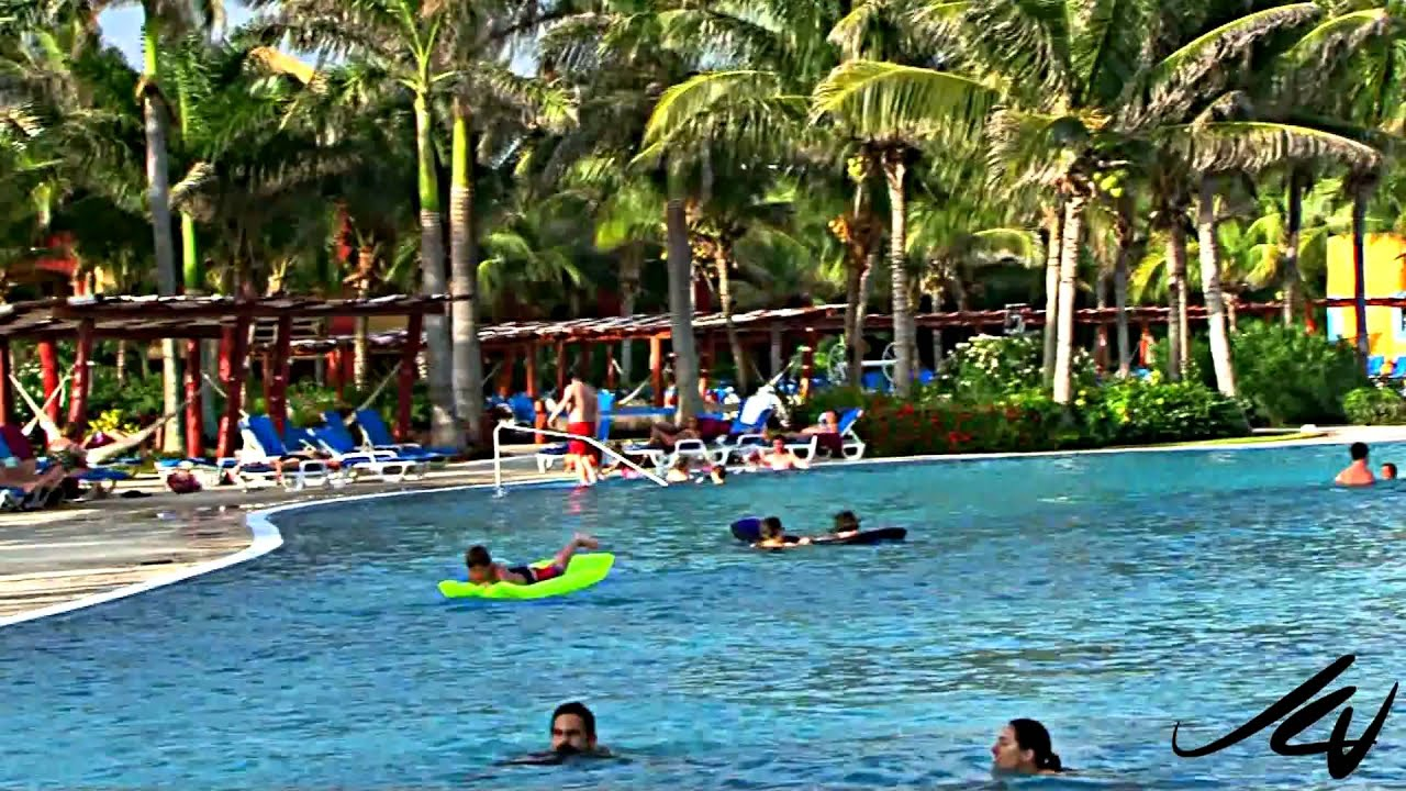 Barcelo Maya Tropical Colonial Beach The Best Beaches In World