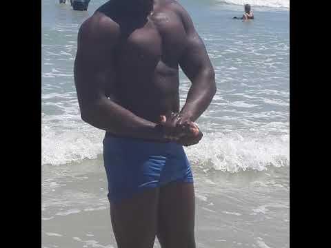 Zimbabwe bodybuilding