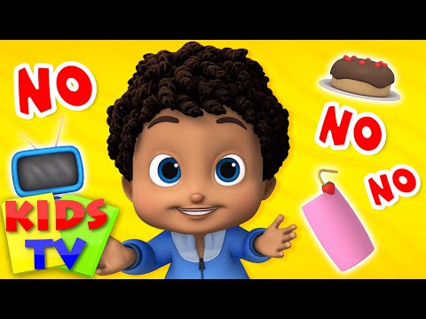 no-no-song-|-kids-songs-&-rhymes-for-nursery-|-baby-songs-|-cartoon-videos-|-kids-tv-show