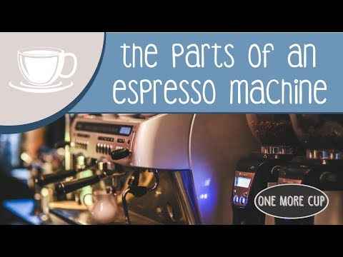 Coffee machine parts near me