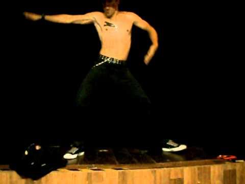 Gray Fairy Tail Sexy dance