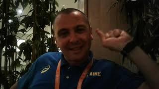 Денис Тобіас: напередодні старту Кубка Європи-2019 зі спортивної ходьби (Алітус 2019)