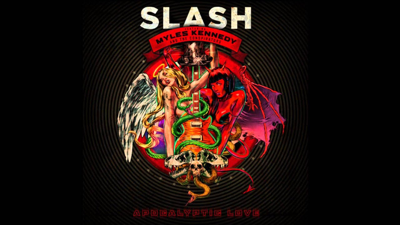 Slash Feat Myles Kennedy 13 Shots Fired Song