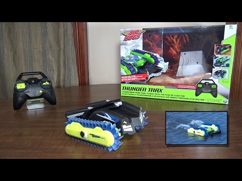 Air Hogs - Thunder Trax - Review And Run