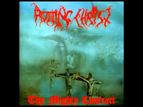 Rotting Christ Thy Mighty Contract 1993 (Full album)