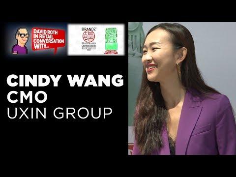 CINDY WANG | CMO | UXIN GROUP