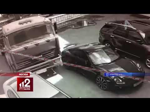 Фортануло | Остановил КАМАЗ в сантиметре от суперкара. Видео!