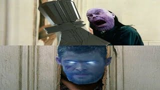 infinity war memes part 3   things only marvel fans will find funny   Infinity war alternate endings