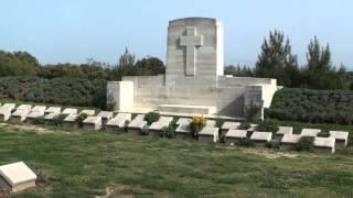 ANZAC Tour 13 - Johnston's Jolly Cemetery