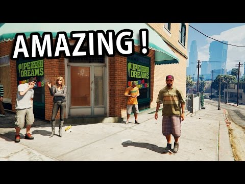 GTA V - Amazing ENB Graphics! [Hellspawn92 SweetENB]