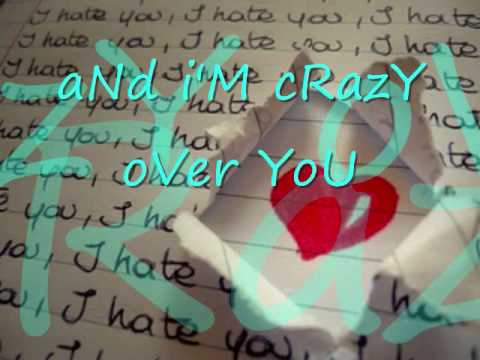 crazy over you w/lyrics by 112