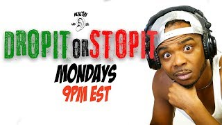 Free Music Reviews LIVE ON The Radio! Drop It Or Stop It every Monday!
