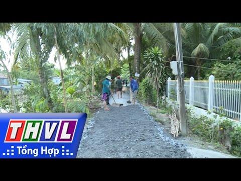 THVL | Nông thôn ngày nay: Vĩnh Long với công cuộc xây dựng nông thôn mới 2016