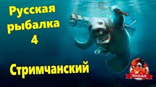 Русская рыбалка 4 Стрим