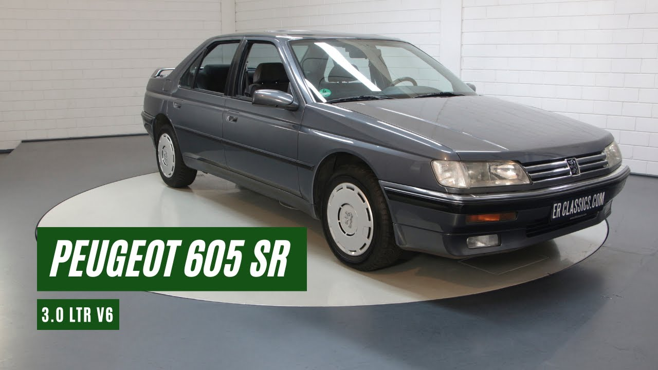 Peugeot 605 Sr For Sale At Erclassics