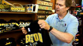 The Man Store: Boston Bruins Gear