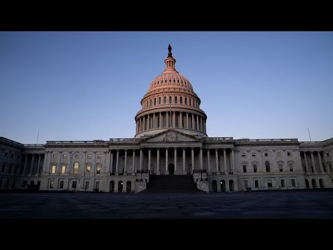 LIVE: Congress Meets to Certify Election Results, Biden's Win