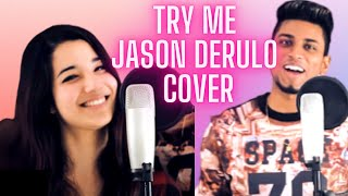 Jason Derulo - Try Me ft. Jennifer Lopez (Official Video ) Matoma REGGAETON COVER