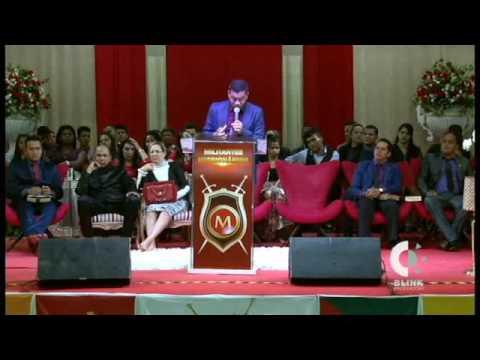 Pastor Divino Silva - Militantes 2017
