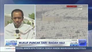Video 160 Ribu Jamaah Haji Indonesia Jalani Wukuf - Kompas Petang 14 Oktober 2013 download MP3, 3GP, MP4, WEBM, AVI, FLV Juni 2018