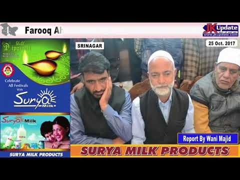 Jammu Kashmir News Round Up 25  Oct 2017