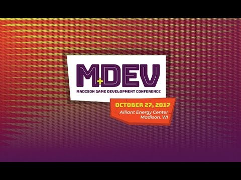 Keynote - Warren Spector - M+DEV 2017