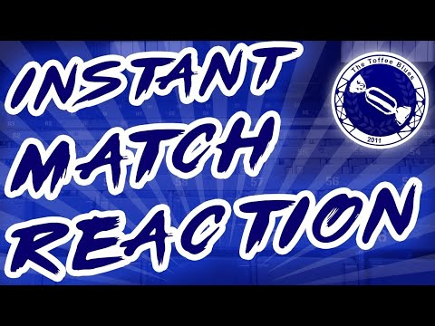 Instant Match Reaction | Everton 2-1 Lincoln City - FA Cup 3rd Round
