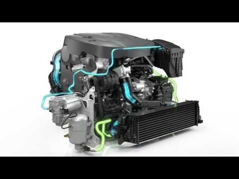 "Volvo eliminates turbo lag with a compressed air tank to spool the turbo. ""Powerpulse"" releasing with the new S90 diesel"