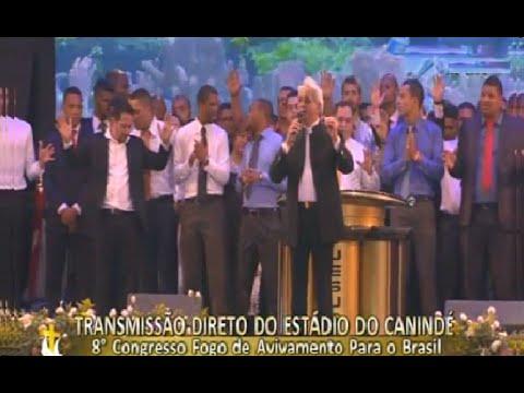 Benny Hinn - Glorious Power in São Paulo