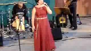 Sari Kaasinen & Otawa - Liitäisin @ Monttu Soikoon 2008