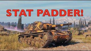 WOT - Stat Padder   World of Tanks