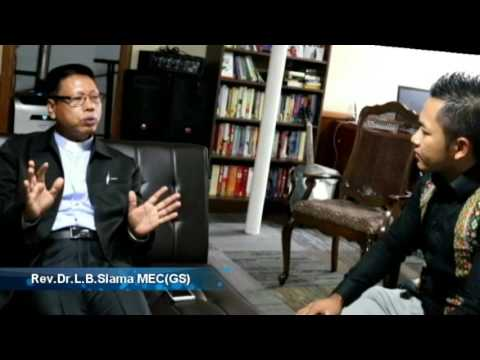 Rev.Dr.L.B. Siama & Mara Media-USA Apakyhna.