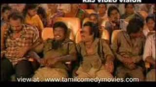Tamil Comedy Mannan rajini kavundamani by Saniyan rts