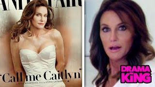 FIERCE OFF: Caitlyn Jenner vs. Kim Kardashian's Second Pregnancy (DRAMA KING)