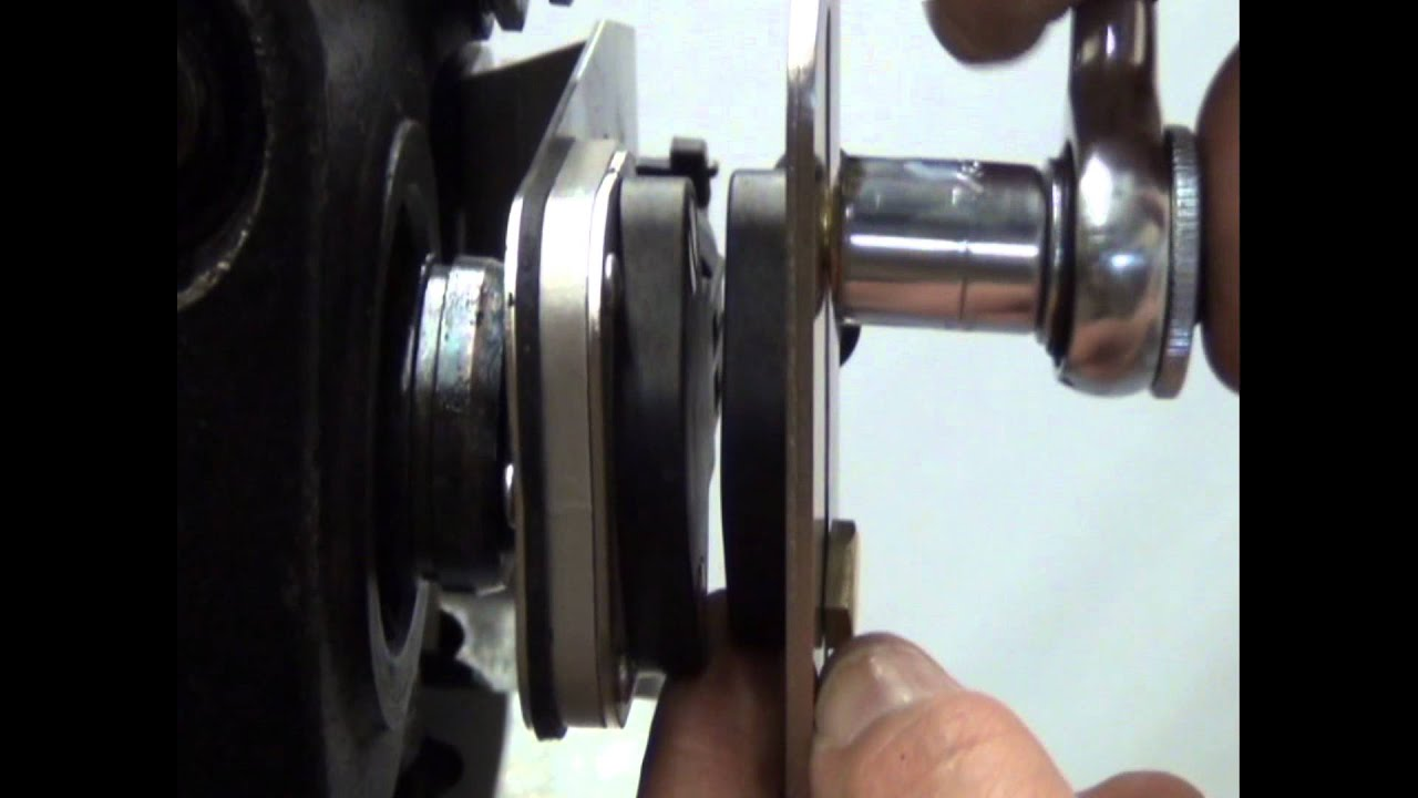 Step 6 Aligning The Stroke Sensor Wmv Youtube
