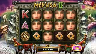 Medusa II Slot - Free Games!