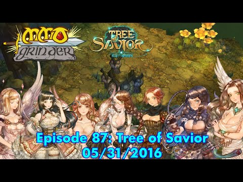 MMO Grinder: Tree of Savior review