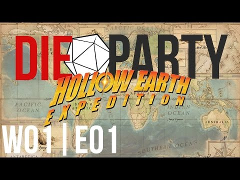 Die Party: Hollow Earth Expedition | Week 01 - Episode 01