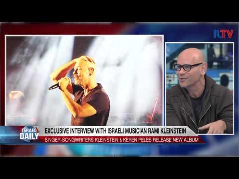 ILTV Exclusive Interview with Musician Rami Kleinstein